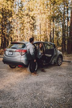Get out there and explore with the Honda HR-V.