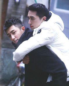 #HuangJingYu #XuWeiZhou [cr:全世界都不如我疼你] #heroinwebseries