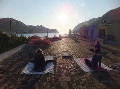Munonne | Kom sommeren i møde med yoga på Symi | 2. - 9. juni 2013 - Munonne
