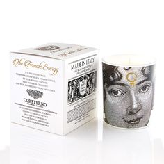 coreterno aphrodite collection- the female energy candle //