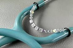 Image result for tiffany blue stethoscope
