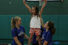 I Love Cheerleading Camp #Kids #Events