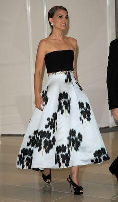 Natalie Portman in Dior 2015 Cannes