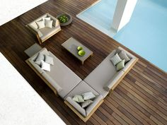 Poynters Outdoor Furniture | Auckland | New Zealand | Pool Room ... Outdoor Mobel Set Tribu