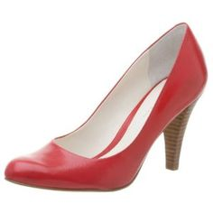 Click on the image for more details! - Enzo Angiolini Women's Elaya Pump,Med Red,7 M (Apparel)