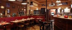 Restaurant Les fils à maman Paris