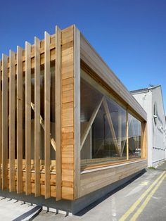 Robin Lee Architecture · East End Sawmills · Divisare
