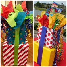 My Circus Gift Circus Centerpieces, Carnival Decorations, Birthday Centerpieces, Carnival Themes, Shared Birthday Parties, Carnival Birthday Parties, Circus Birthday, Birthday Party Themes, Carnival Party Games