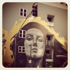 #Mural in Downtown Los Angeles #Streetart