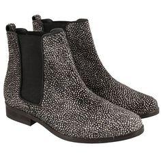 Maruti Chelsea boots Passoa Zwart