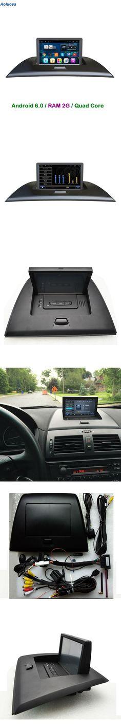 Aoluoya RAM 2GB Android 6.0 CAR DVD GPS player For BMW X3 E83 2004 2005 2006 2007 2008 2009 2010 2011 2012 Radio multimedia WIFI