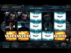 Casino Slot Oyunları - The Dark Knight Video Slot