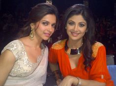 TheShilpaShetty: With the beautiful@deepika ...