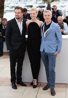 2013 CANNES FILM FESTIVAL    Carey Mulligan in Balenciaga attends the Great Gatsby photocall with Leonardo Di Caprio and Baz Luhrmann during the 66th Annual Cannes Film Festival at Palais des Festivals on May 15, 2013 in Cannes, France.    Visit www.balenciaga.com