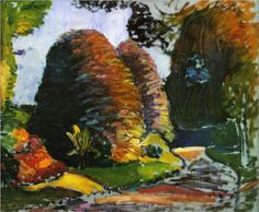 Luxembourg Gardens - Henri Matisse 1902 - 1903