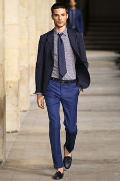 Hermès - Men Fashion Spring Summer 2014 - Shows - Vogue.it
