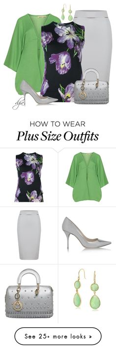 """""""Dolce & Gabbana tulip print tank top"""" by dgia on Polyvore featuring WtR London, Isolde Roth, Dolce&Gabbana, Sophia Webster and Bling Jewelry"""