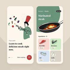 Ui Design Mobile, App Ui Design, User Interface Design, Mobile Ui, Flat Design, Design Design, App Design Inspiration, Daily Inspiration, Ui Patterns