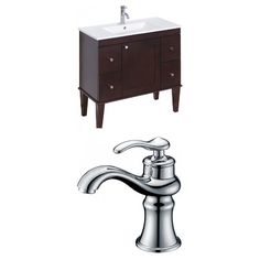 "American Imaginations Roxy 36"" Single Bathroom Vanity Set"