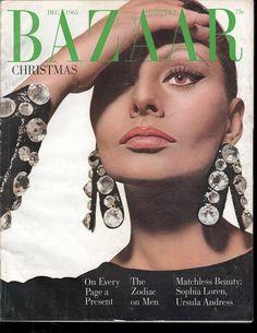 Harper's Bazaar December 1965
