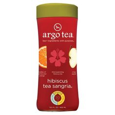 Hibiscus Tea Sangria® Bottled Tea (Case of 12) - http://teacoffeestore.com/hibiscus-tea-sangria-bottled-tea-case-of-12/
