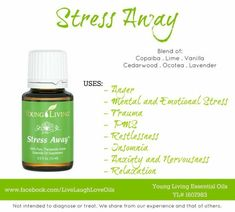 stress away home oil - Google Search