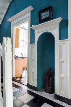 Binnenkijken bij een kleurrijk en stijlvol huis in Amsterdam - Roomed