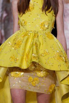 Giambatista Valli Spring Couture 2013