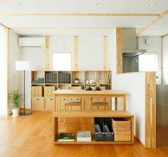 無印良品の家 和歌山店「木の家」モデルハウス。 #無印良品 #無印良品の家 #戸建て #注文住宅 #吹抜け #マイホーム #木の家 #ダイニング #キッチン #収納 #暮らし #シンプルライフ #ミニマリスト #インテリア #ベンチ #muji #mujihouse #room #house #home #homedecor #casa #interior #interiordesign #design #simple #kitchen #diningroom #furniture #japan