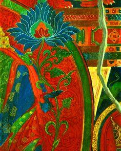 Kenneth Parker, Tantric Lotus