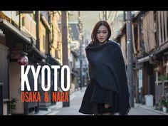 Japan 2015 | Beautiful Kyoto, Osaka, Nara & Universal Studios | Autumn S...