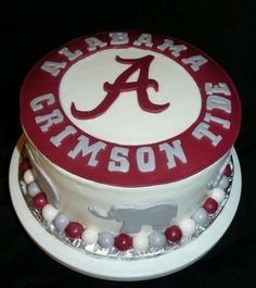 Alabama cake for graduation