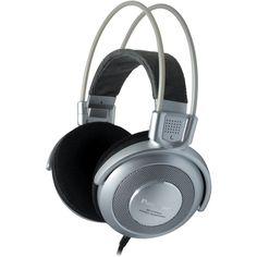 Panasonic Full Size Monitor Headphones With HD Sound
