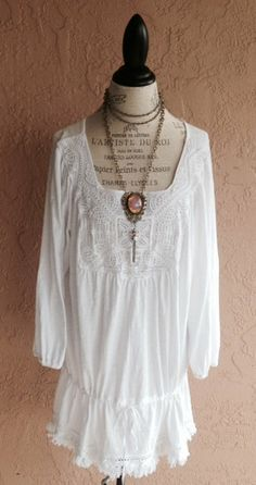 Summer beach fringe crochet drawstring coverup tunic by BohoAngels, $65.00