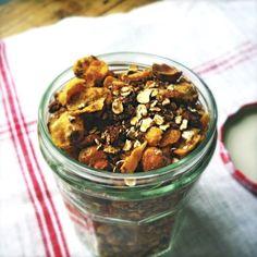 Make your own crunchy muesli is een gezonde en snelle manier om je dag te starten en kids love it too! Het grote voordeel van zelf muesli mix maken is…….
