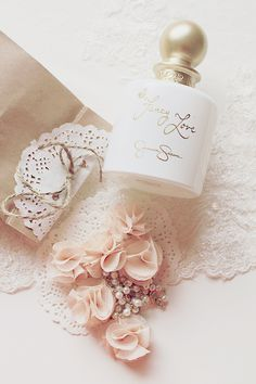 A little purfume never hurt anyone
