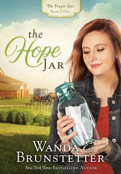 Book 1 in the Prayer Jars series. Releases in August 2018.