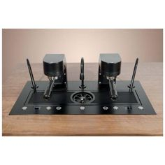 Mavam Under Counter Espresso Machine Commercial Espresso Machine, Best Espresso Machine, Steam Boiler, Angle Drill, Wood Accents, Milk Jug, Control System, Stability, Wands