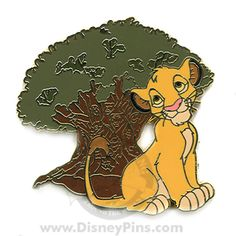 In the Parks - Mystery Tin Set - Simba