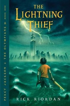 Entering Seventh Grade, Book of Choice Option: The Lightning Thief by Rick Riordan. Williston Northampton, Middle School English Department