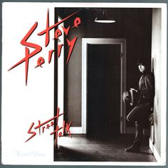 """#Street #Talk is #Steve #Perry's first solo album, it contains Perry's biggest hit as a solo artist, """"Oh #Sherrie,"""" written for then-girlfriend Sherrie Swafford. The song hit #3 in the USA, and the accompanying music video (also featuring #Swafford) was a hit on #MTV. The album put three other songs into the Top 40. #OhSherrie accentuates Perry's vocal power and #StreetTalk proves that Perry's song writing and vocal prowess is worthy of its acclaim. #Journey #AlienProject #Vinyl #LP"""