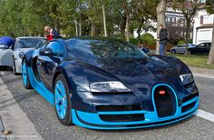 Bugatti Grand Sport Vitesse by SuperCarFreak