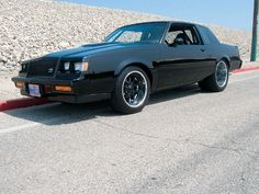 82 Buick Regal Grand National