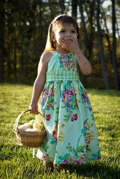 inspiration  - Easter dress idea??