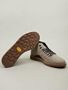 61a774c28ae1a Vans x Taka Hayashi Men s TH Sierra Hi II LX Sneaker in mushroom at oki-ni