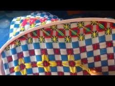 - 17 bordado español con cony - YouTube