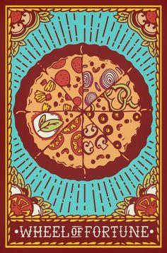 delicious Wheel of Fortune!