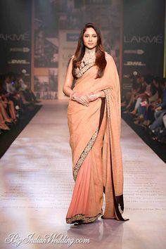 Shantanu Nikhil saree collection