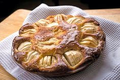 Apple Kuchen with Honey and Ginger | New York Times Food Section | Baking | Apples http://cooking.nytimes.com/recipes/1017685-apple-kuchen-with-honey-and-ginger?smid=ig-nytfood&smtyp=cur&utm_source=soldsie&utm_medium=referral&utm_campaign=161011_recipe%3Aapplekuchen