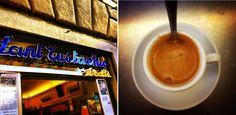Se vi trovate a passeggiare intorno al Pantheon vi consiglio una piccola deviazione su Piazza di Sant'Eustachio per provare un caffè che, per molti romani, è il più buono della Capitale. Si tratta di Sant'Eustachio Il Caffè, un'antica torrefazione a legna nata nel 1938 dove il tempo sembra essersi fermato: gli arredi e la pavimentazione, infatti, sono ancora quelli originali. Questo locale è una tappa obbligata per gli amanti del caffè provenienti da tutto il mondo. #LAZIOisMe